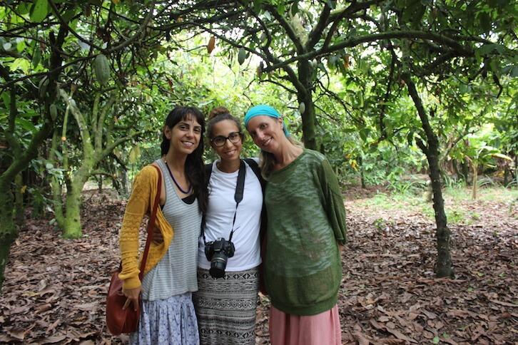 Manuela, Valentina e Lisa